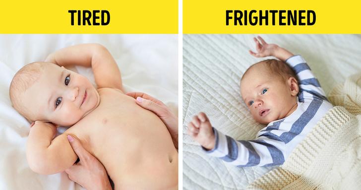 10 σημάδια που θα σας βοηθήσουν να καταλάβετε τι θέλει να σας πει το μωρό σας