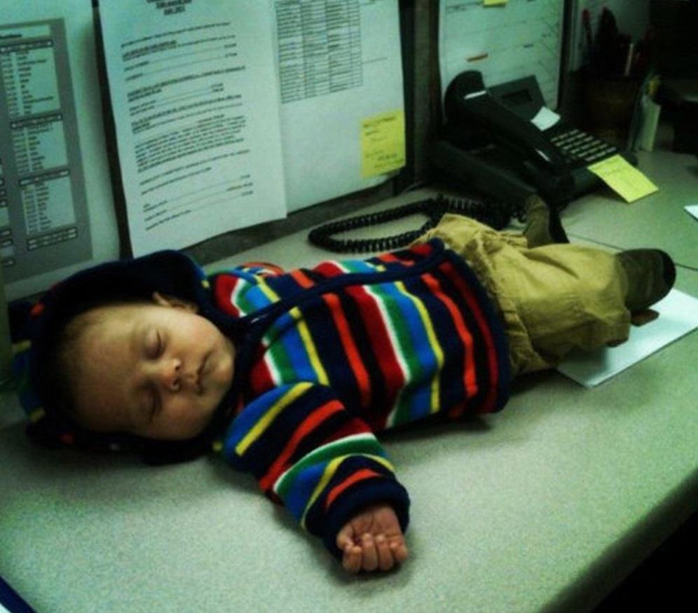 παιδιά μπορούν να κοιμηθούν