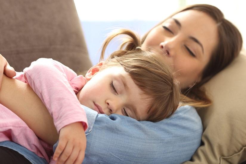 το παιδί σου να κοιμηθεί