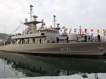 πλοία του Πολεμικού ναυτικού