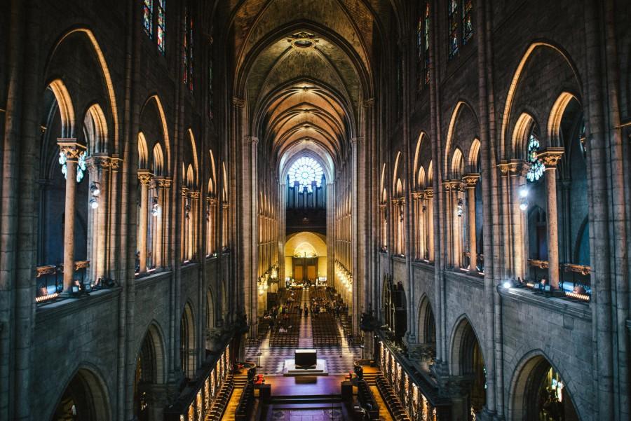 10 εκπληκτικές φωτογραφίες της Παναγίας των Παρισίων πριν την πυρκαγιά