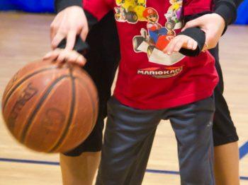 μπάσκετ για παιδιά στο φάσμα του αυτισμού