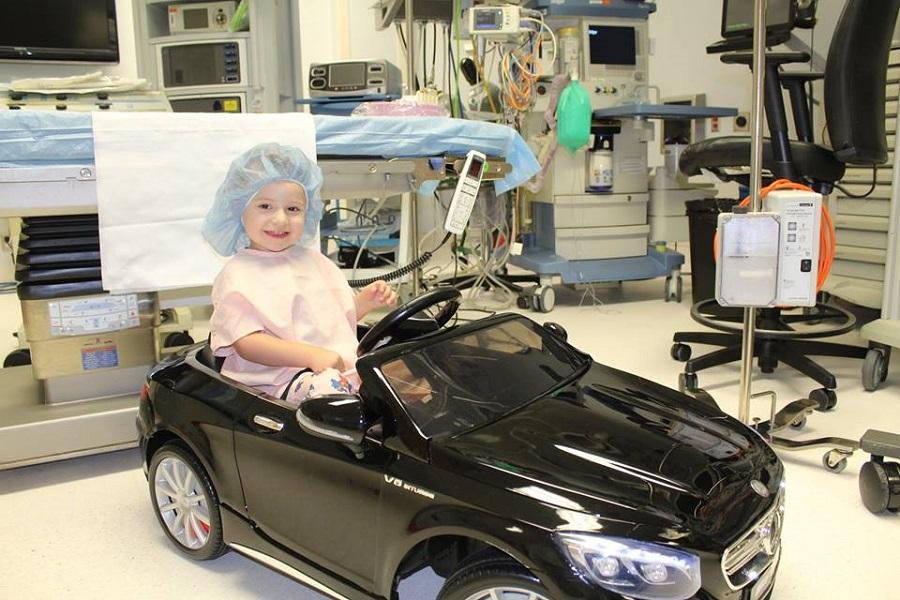 οδηγήσουν μέχρι το χειρουργείο