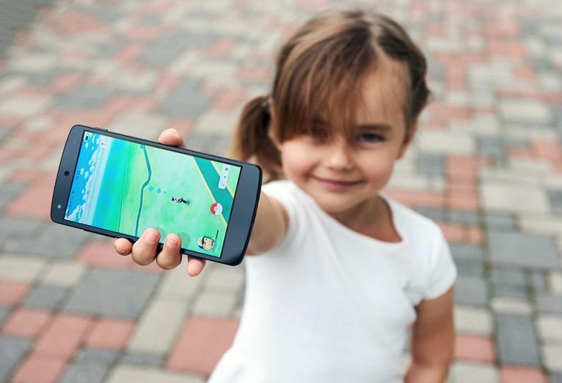 κινητά σε παιδιά