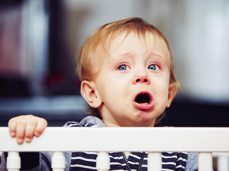 Κλάμα του μωρού
