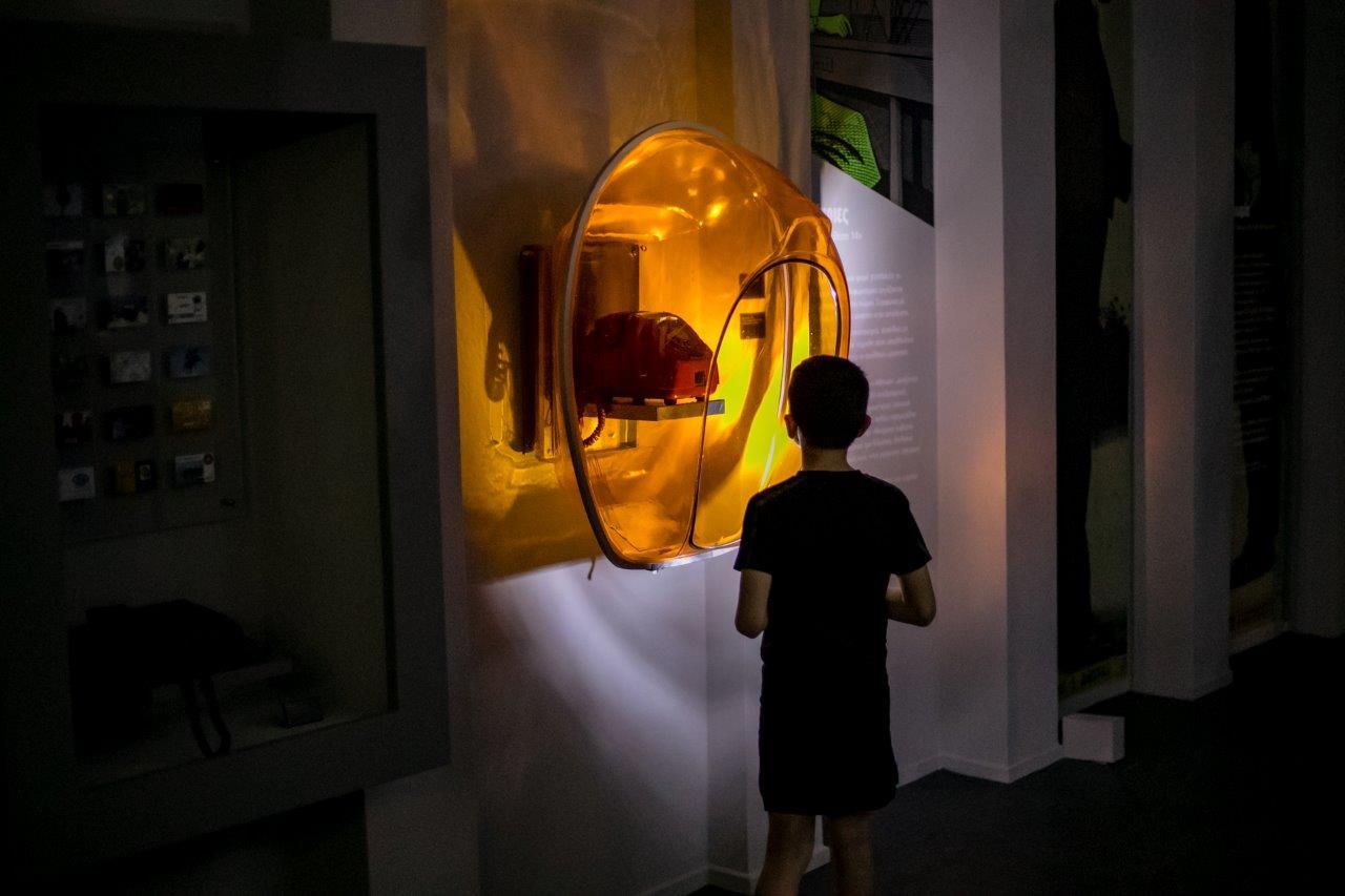 Τριήμερο γιορτής με μυστήριο, δράσεις και εκπλήξεις στο Μουσείο Τηλεπικοινωνιών Oμίλου ΟΤΕ!