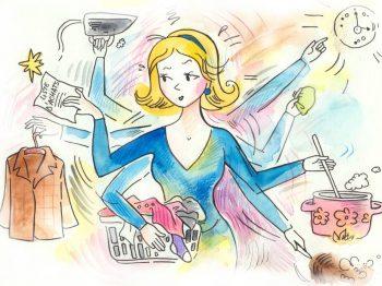 οικιακές δουλειές