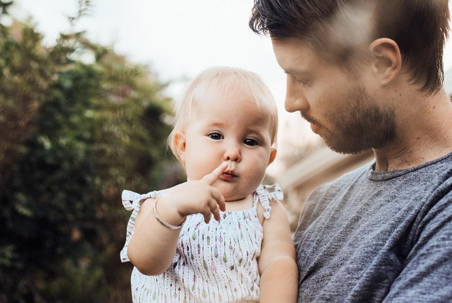 άδεια πατρότητας