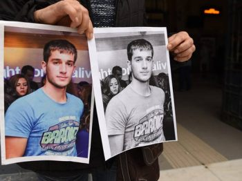 Ένοχοι οκτώ από τους εννέα για τα βασανιστήρια στον Βαγγέλη Γιακουμάκη