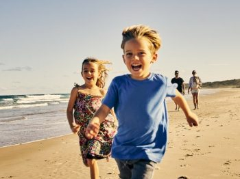 καλοκαίρι με τα παιδιά