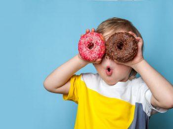υπερκατανάλωση ανθυγιεινών τροφών