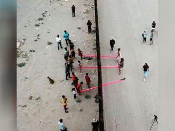 σύνορα των ΗΠΑ με το Μεξικό