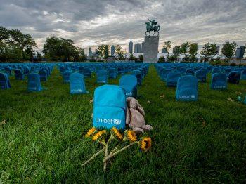 Το μήνυμα της Unicef