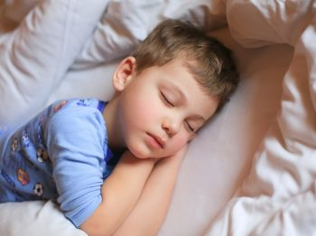 ρουτίνα του ύπνου