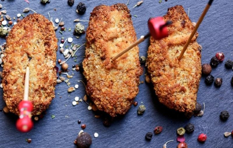 Σπιτικές ψαροκροκέτες φούρνου (έτσι θα αγαπήσει το μικρό σου το ψάρι)