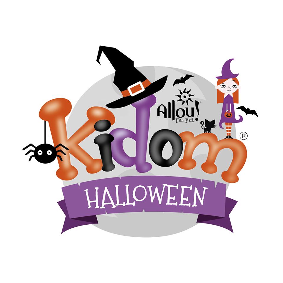 Διαγωνισμός | Κερδίστε 5 Kidom Family Pass για το Halloween Kidom του Allou! Fun Park και γνωρίστε από κοντά τη φοβερή Kidoφρουλα!