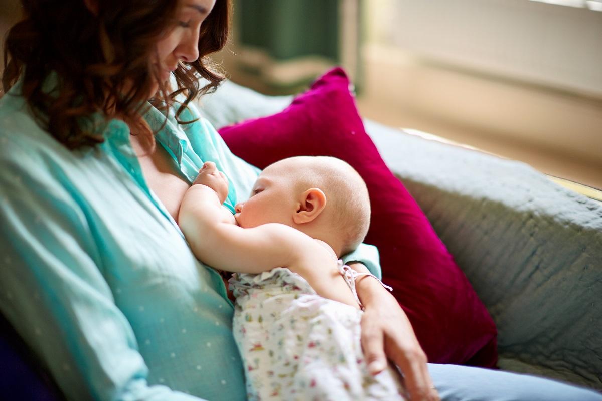 Παγκόσμια Εβδομάδα Μητρικού Θηλασμού