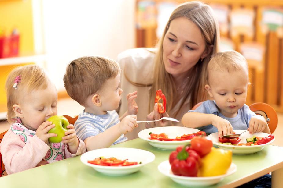 διατροφή των παιδιών