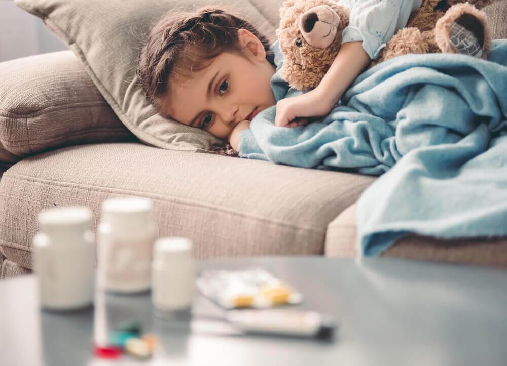 οξεία γαστρεντερίτιδα στα παιδιά