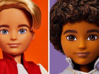 H Mattel λάνσαρε την πρώτη στον κόσμο κούκλα ουδέτερου φύλου