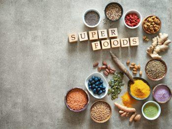 κορυφαία superfoods