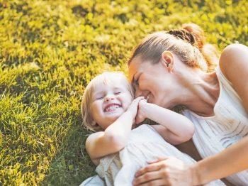 """""""Όταν η μαμά στο σπίτι γελά, όλα είναι καλά!"""""""