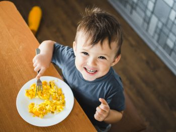 Φαγητό και παιδιά