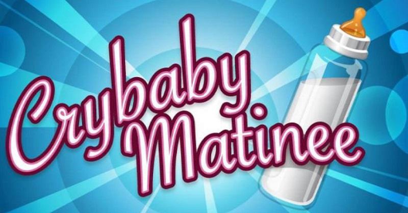 «Crybaby Matinee» - Σινεμά για γονείς και μωρά, όπου τα καροτσάκια και τα... κλαματάκια δεν ενοχλούν κανέναν