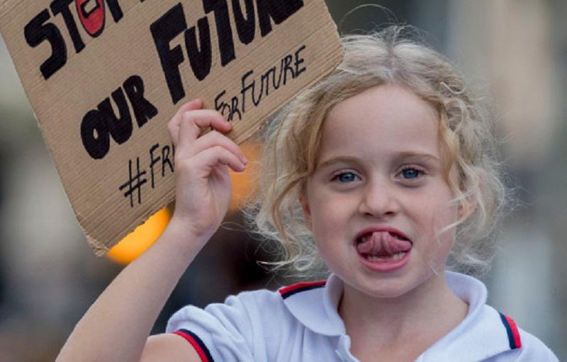 Η κλιματική αλλαγή απειλεί την παιδική υγεία