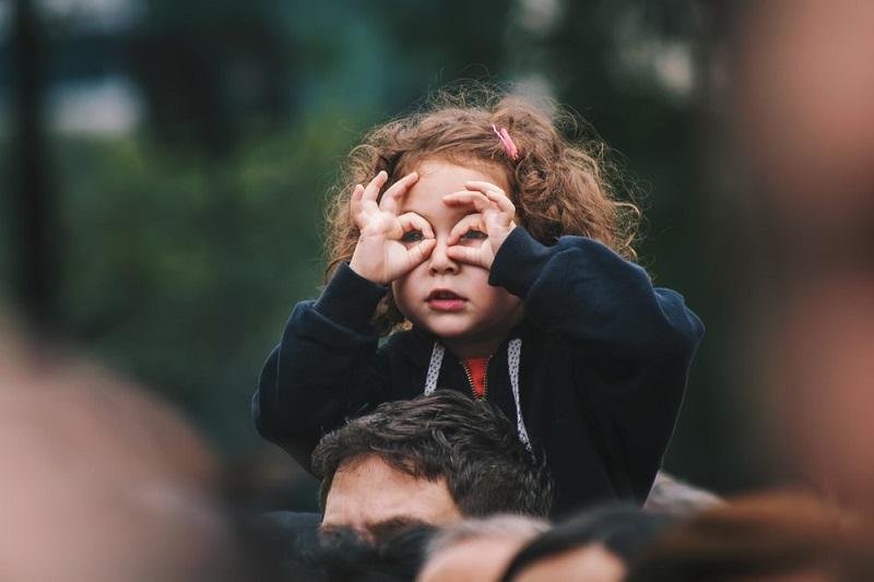 Τα παιδιά μαθαίνουν βλέποντάς σας και ανθίζουν όταν ανθίζετε και εσείς!