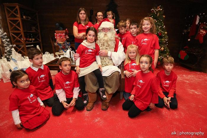 Santa Claus Kingdom | Το Παγωμένο Βασίλειο ανοίγει για 8η χρονιά τις Πύλες του!