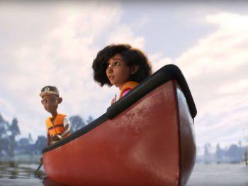 ταινία μικρού μήκους της Pixar