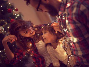 τα Χριστούγεννα ως μαμά