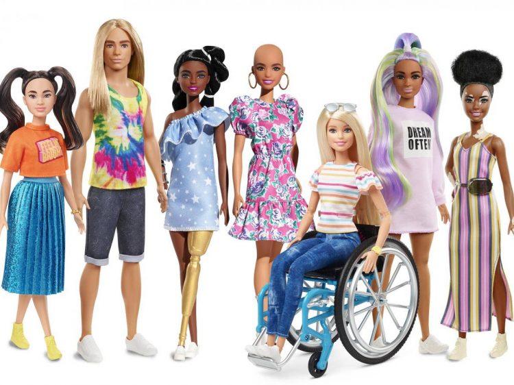 νέα κολεξιόν της Barbie