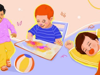 Οι 7 γονεϊκές συνήθειες που πλάθουν ευτυχισμένα και ήρεμα νήπια