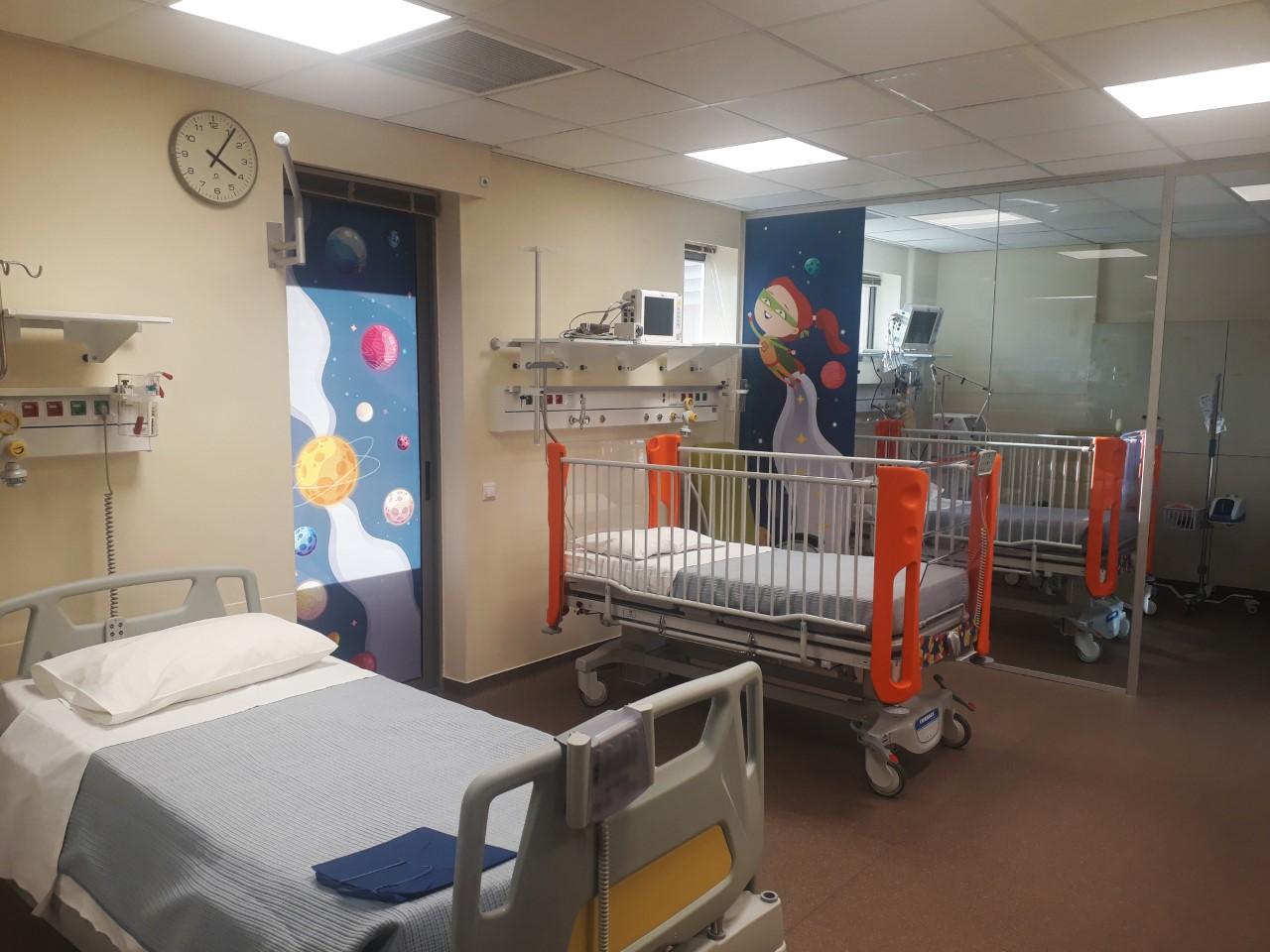 Η Ευρωκλινική Παίδων εγκαινιάζει τη Νέα Μονάδα Εντατικής Θεραπείας (Μ.Ε.Θ) για τους μικρούς ασθενείς