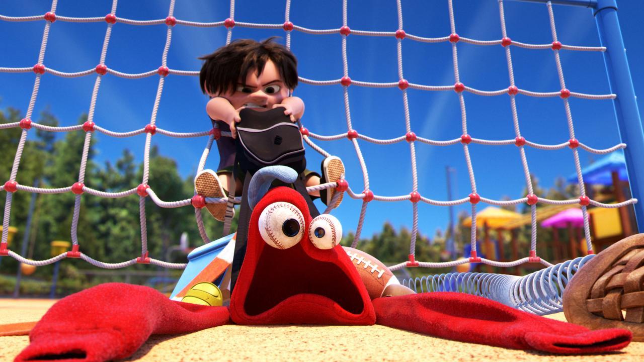 Pixar για το bullying
