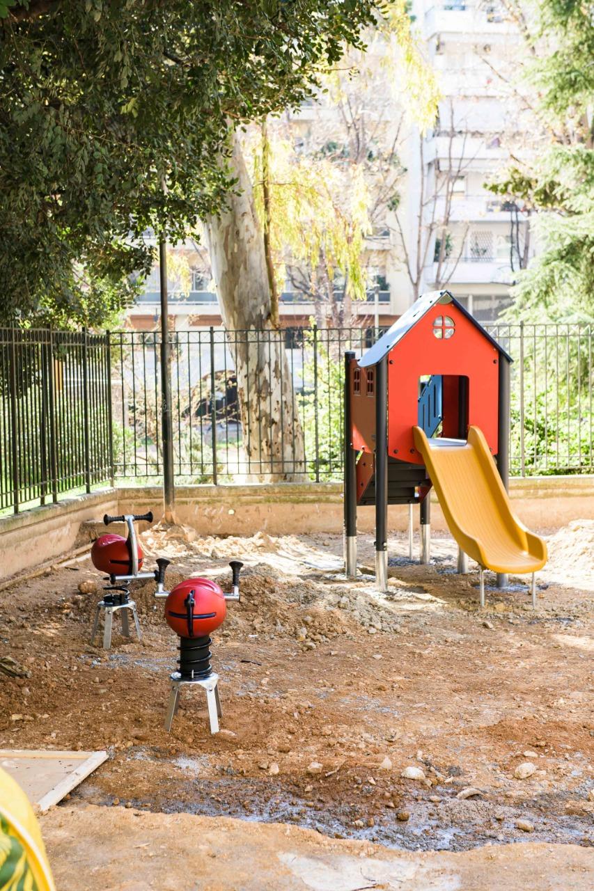 Ανακαινίζονται πλήρως 19 παιδικές χαρές από τον δήμο Αθηναίων - Ποιες είναι