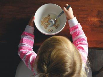 το παιδί δεν τρώει τίποτα