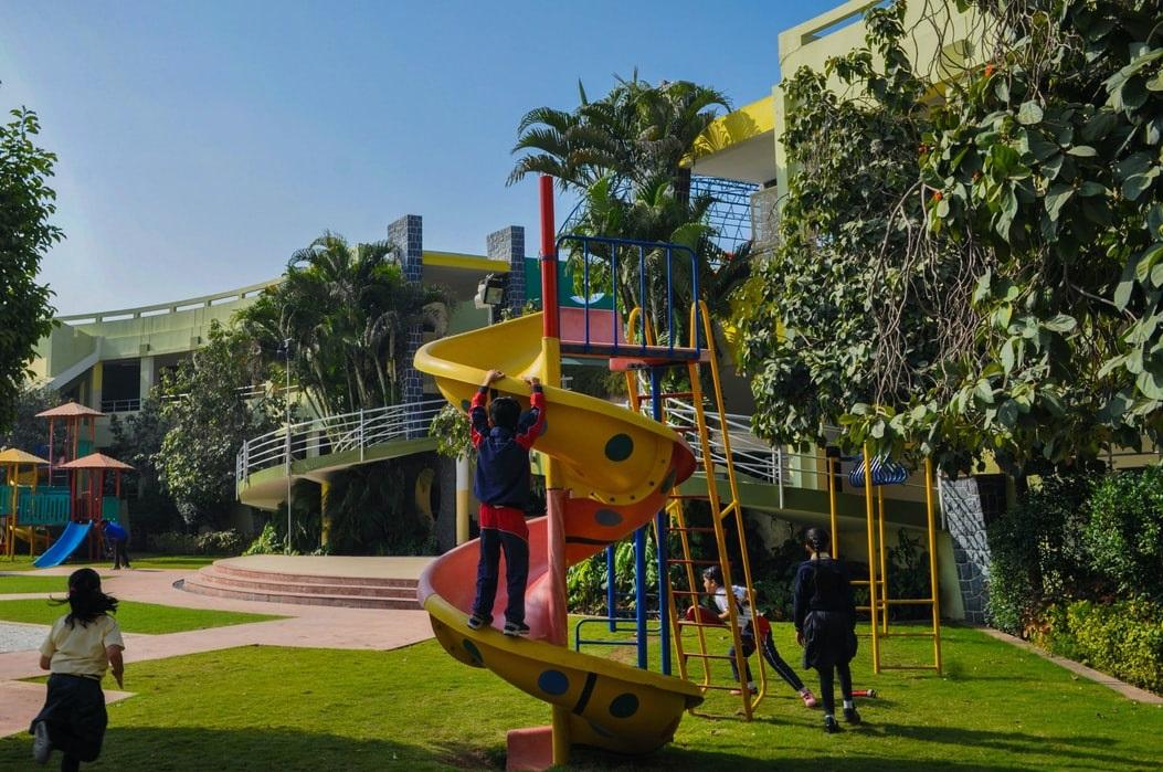 παιδικές χαρές του Δήμου Αθηναίων