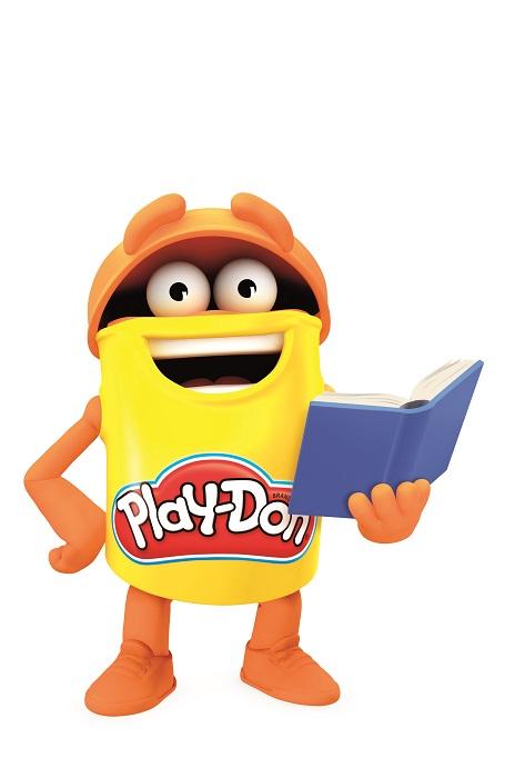 Επιστροφή στα θρανία με τα λατρεμένα πλαστοζυμαράκια Play-Doh!