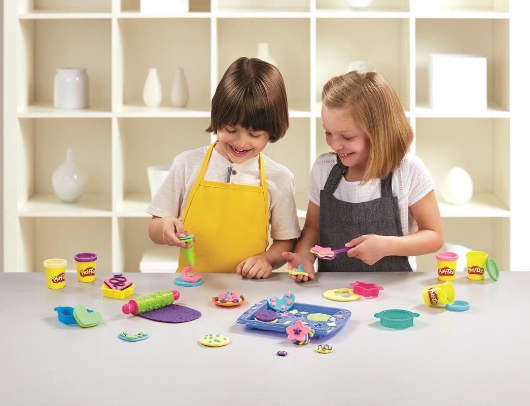 πλαστοζυμαράκι Play-Doh