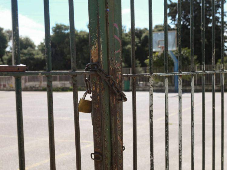 κλειστά σχολεία και τμήματα