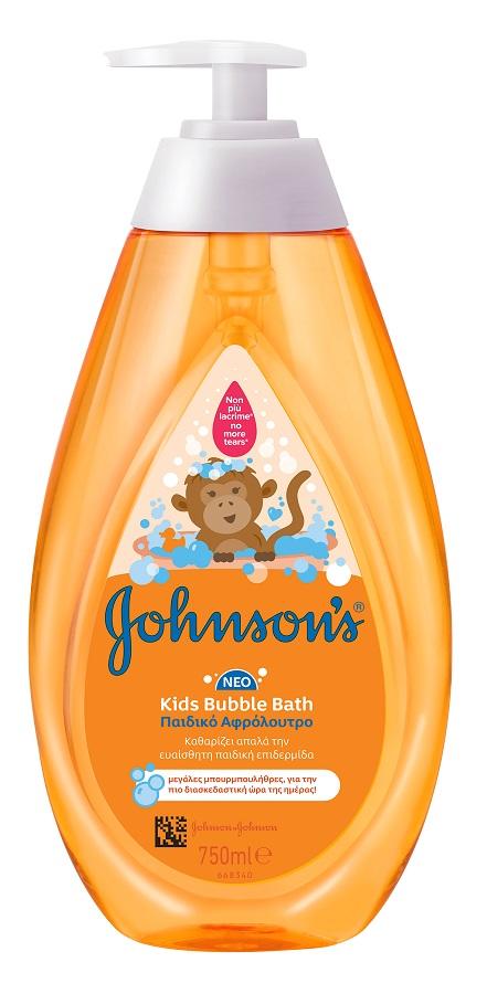 JOHNSON'S® Kids Bubble Bath