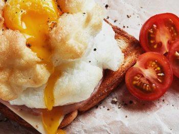 αυγά στον φούρνο