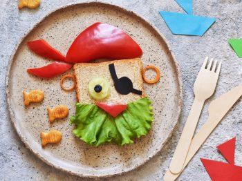 ψάρι στην παιδική διατροφή