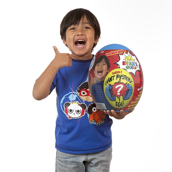 Ο 9χρονος Ράιαν Κάτζι, είναι ο πιο ακριβοπληρωμένος YouTuber - 30 εκατομμύρια από unboxing και βίντεο με παιχνίδια