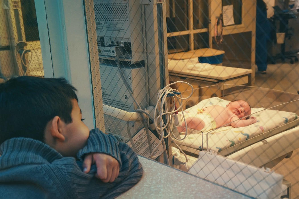 γονείς των πρόωρων μωρών