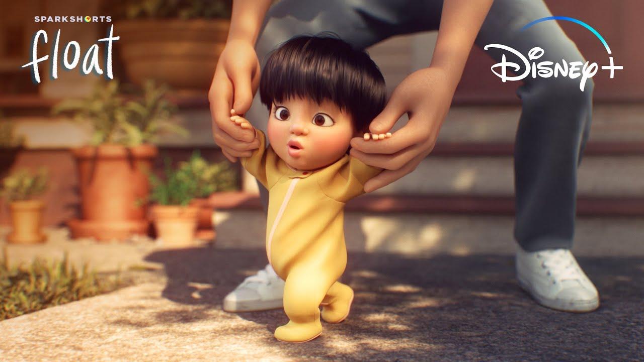 Float | Ένα νέο, συγκινητικό animation της Pixar για την διαφορετικότητα και την αξία της αποδοχής