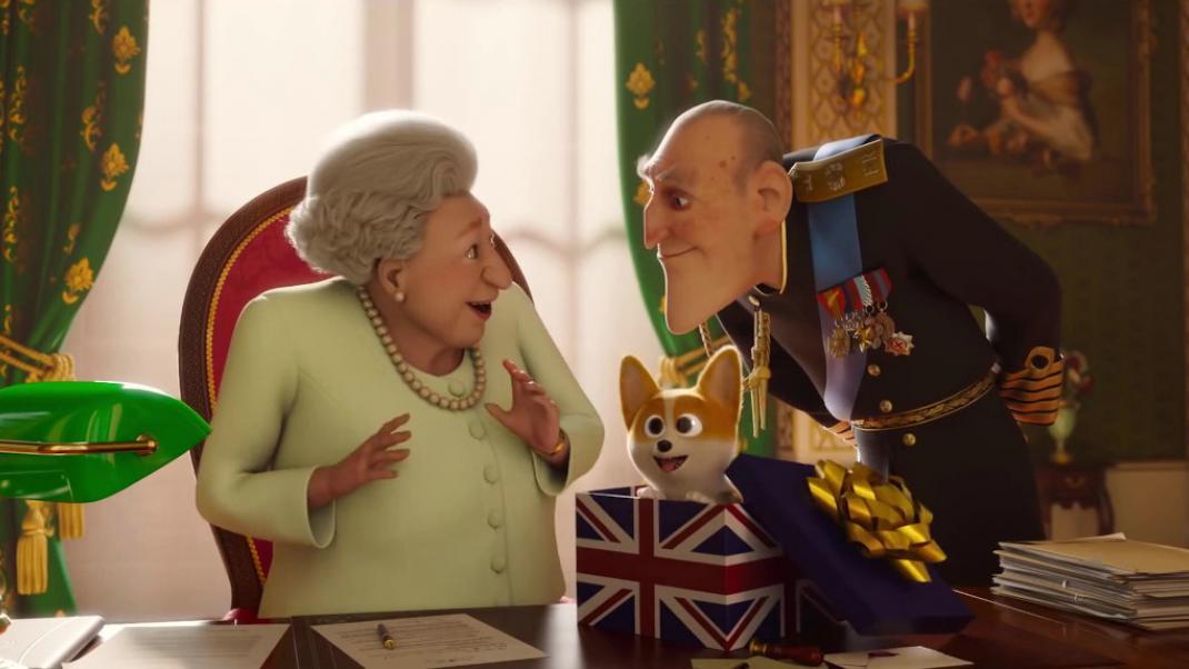 «The Queen's Corgi» | Το animation με την βασίλισσα Ελισάβετ και τον πρίγκιπα Φίλιππο που έγινε viral